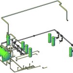 Equipment-&-piping-3D-model