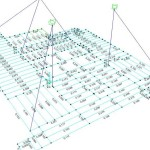 Main-deck-SAP2000-structural-analysis-during-lifting