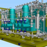 PDMS-model-of-chemical-injection-skid-1