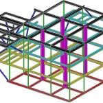 Structure-3D-model