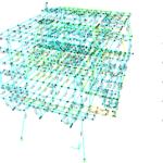 3D model/analysis model