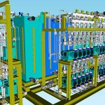 PDMS-model-of-chemical-injection-skid-4