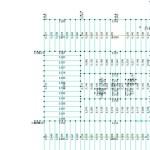 SAP2000-structural-analysis-top-view